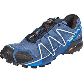 Salomon Speedcross 4 Schoenen Heren, slateblue/black/blue yonder
